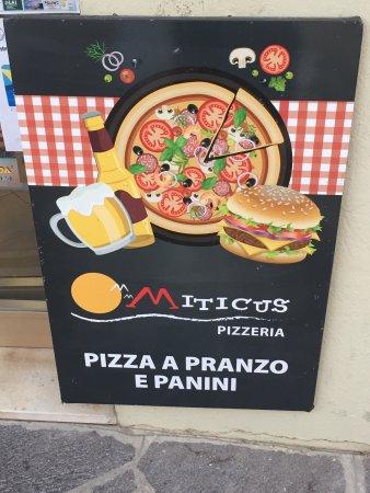 Pizzeria Miticus Di Melosu Manuele