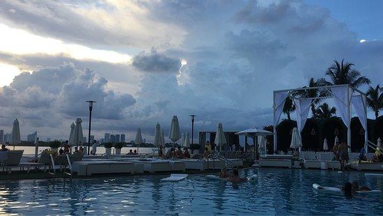 Shore Club Hotel Miami Beach Florida General Manager