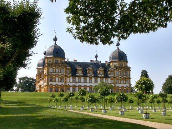 Memmelsdorf, Tyskland: Schloss Seehof