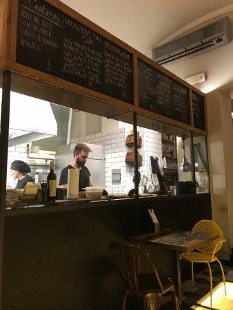 Foto di groove genova tripadvisor for Quattro ristoranti genova