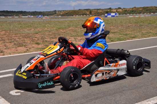 Kartodromo Internacional Lucas Guerrero