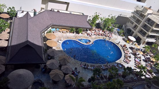 Outrigger Reef Waikiki Beach Resort Piscina