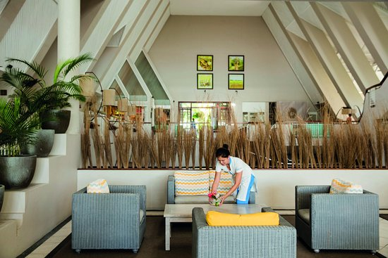 Victoria Beachcomber Resort & Spa : Lounge