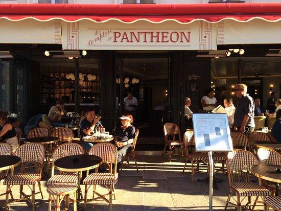 Le Comptoir du Pantheon : Accueil