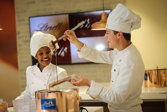 Lindt Chocolate Studio - Fourways