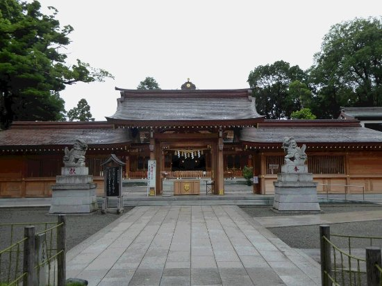 Kamegaike Hachimangu