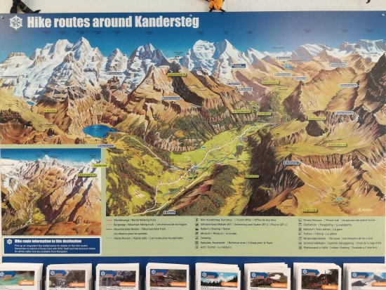 Kandersteg International Scout Centre Updated 2017