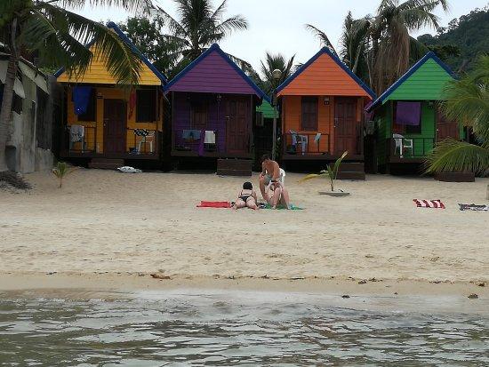 New Hut Bungalows Lamai Beach