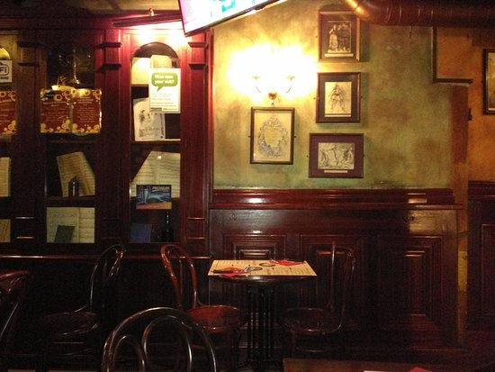 Abbey Theatre Irish Pub, Rome - Navona / Pantheon / Campo ...