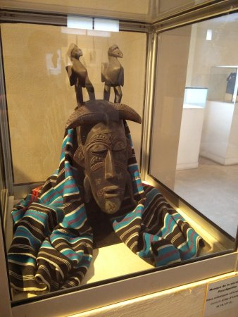 IFAN Museum (African Arts Museum) : IMG_20170824_114827_large.jpg