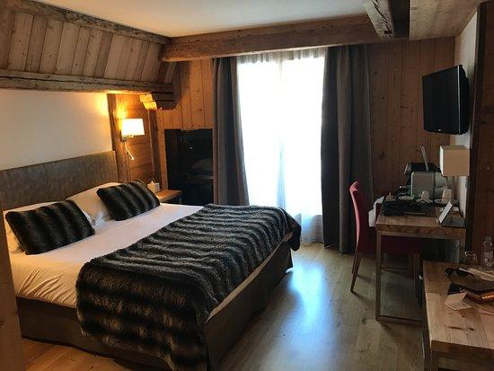 Hotel Au Coeur du Village Foto