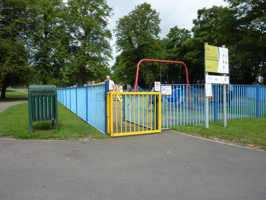 Runcorn hill car park