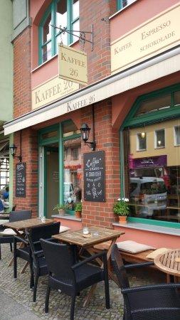 Kaffee 26 Berlin Spandau Bezirk Restaurant Bewertungen