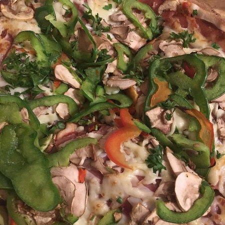 Saint Jean Port Joli, Canada: Pizza