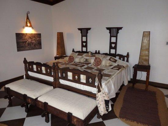Hatari Lodge: Kili 1 room