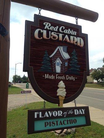 Red Cabin Custard: photo0.jpg