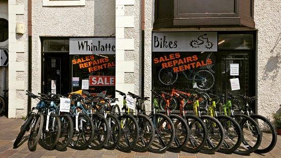 Whinlatter Bikes