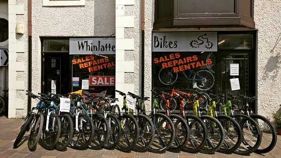 Keswick, UK: Shop Front