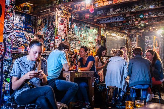 Hill Street Blues Amsterdam - Marmalade Lounge - Picture of