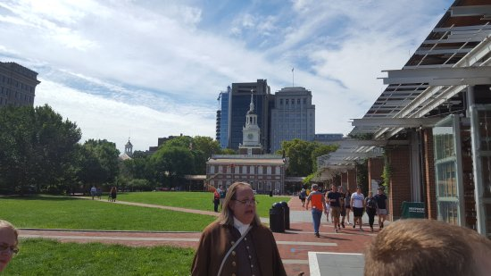 Franklin's Footsteps Colonial Walking Tour: 20170823_111927_large.jpg