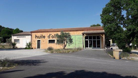 Moulin a Huile Paschetta-Henry Peyruis