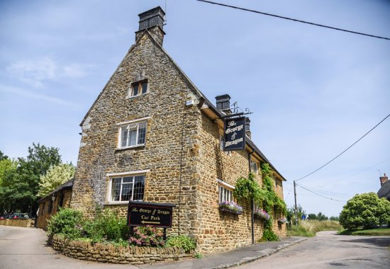 Chacombe, UK: The George and Dragon