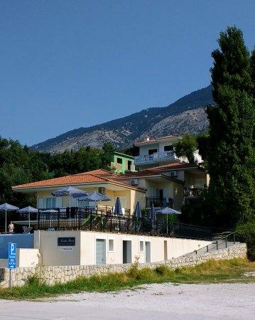 Lourdas Beach Apartments Updated 2019 Inium Reviews Lourdata Greece Tripadvisor