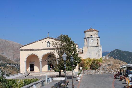 Esterno picture of basilica di san biagio maratea for Esterno basilica di san marco
