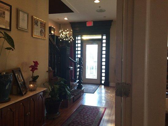 Chatham, NY: front door