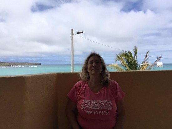 Estrella del Mar Hotel: en el balcon de la habitacion
