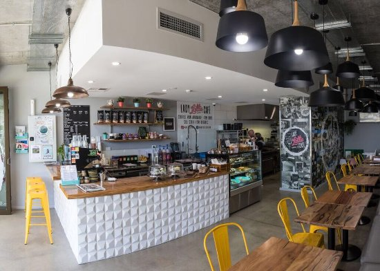 Scarborough, Australia: Lady Latte