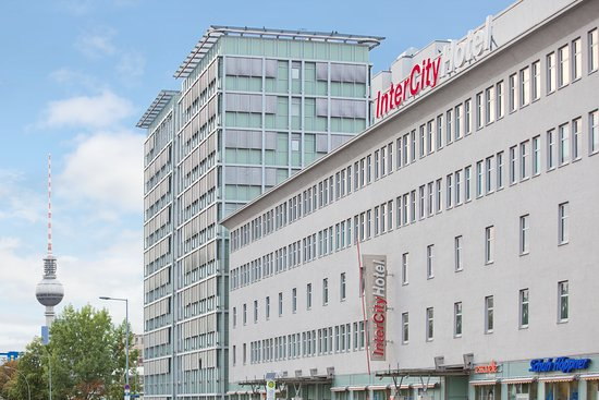 Intercity Hotel Berlin Reviews