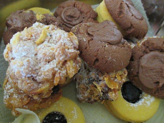 Bizzarrie di Pane: Biscotti vari
