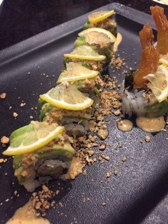 Soho Cafe & Bar: Sushi