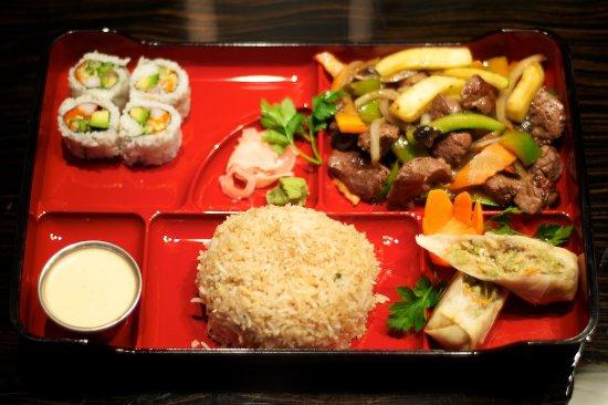 Soho Cafe & Bar: Lunch Bento Box