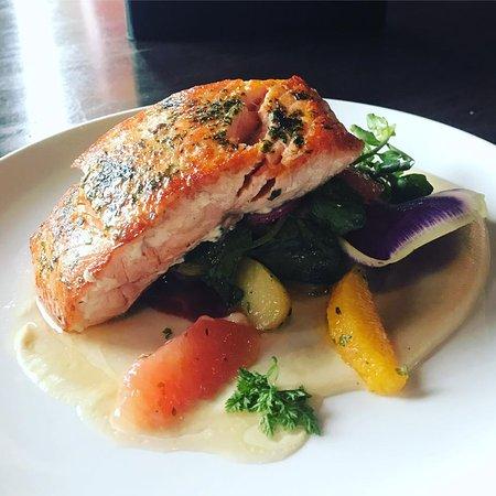 Leominster, MA: Citrus Salmon
