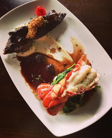 Leominster, MA : Braised Short Rib & Lobster Tail