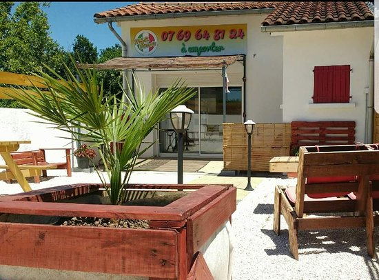 Lagarrigue, Francja: M&R Pizzeria