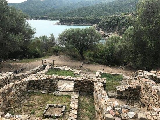 Ancient Stagira Photo