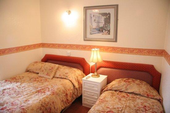 The Beauchief : Bedroom