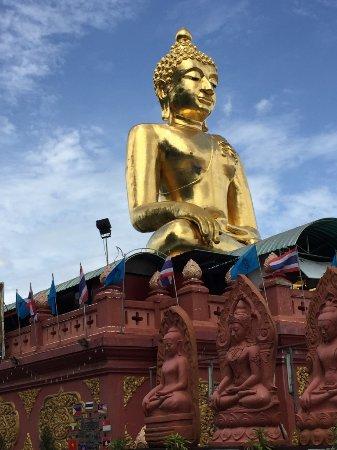 Chiang Saen: Golden Triangle Park (Sob Ruak)