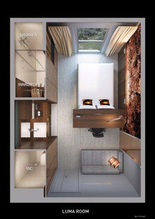 Luma Concept Hotel Londres