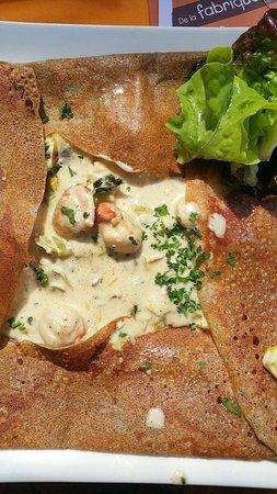 Saint-Michel-Chef-Chef, Francia: Bar De L'Océan