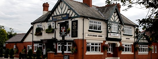Denton, UK: Fletcher Arms Pub