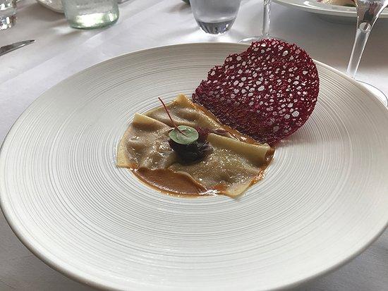 Plestin les Greves, France: La c'était mon plat. De délicieuses Ravioles