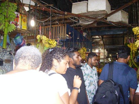 Male Local Market: O mercado de Malé