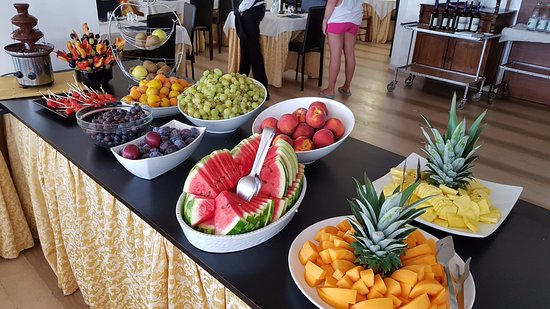 Hotel Clipper: Frutta dopo pranzo/cena