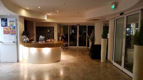 Hotel Clipper: Hall