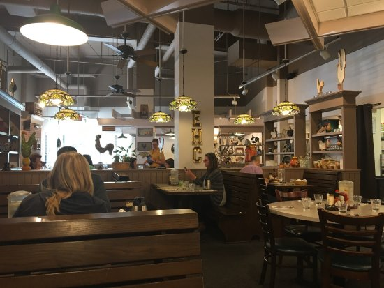 Egg Harbor Cafe: Good choice!