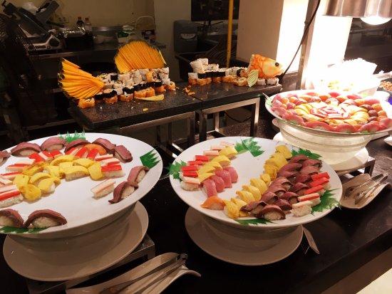 Sea Breeze Cafe: Sushi